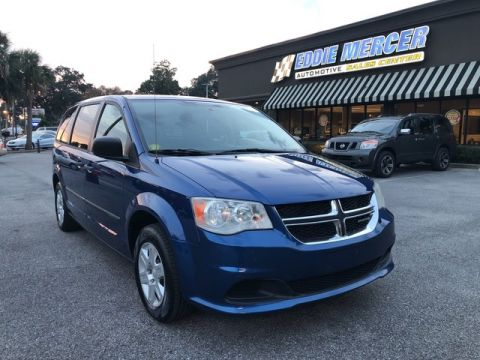 Pre-Owned 2011 Dodge Grand Caravan C/V
