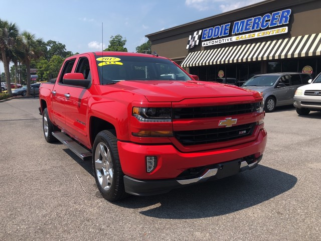 Pre Owned 2017 Chevrolet Silverado 1500 Lt Pickup Truck In Pensacola