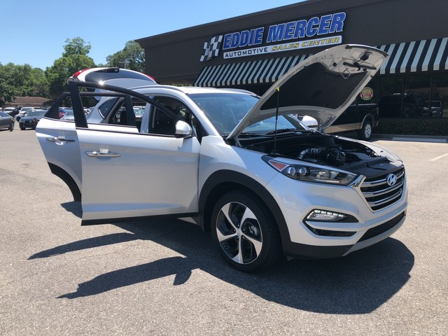 Pre Owned  Hyundai Tucson Limited Suv In Pensacola  Ed Mercer Automotive